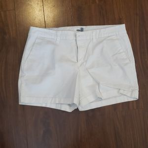 Old Navy size 10 White Shorts